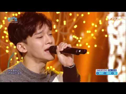 [TOP 15] Chen's lines in EXO songs (korean)