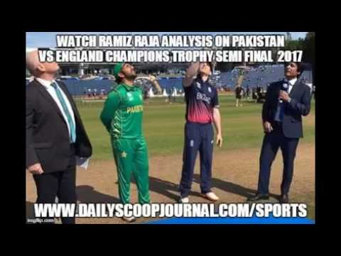 pakistan vs england sami final 14 jun 2017 Full Match thumbnail