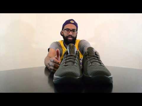 "First Look: Nike Zoom Kobe VI (6) ""Fade To Black"" One Last Game!"