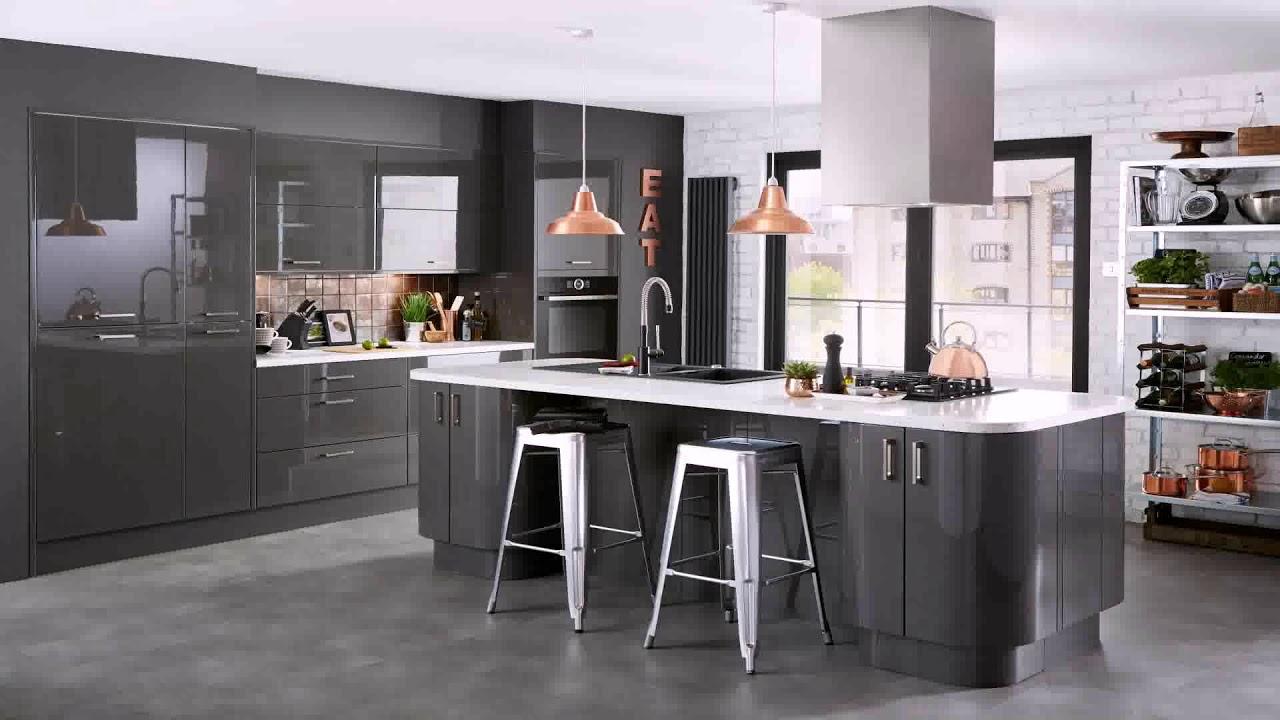 small kitchen design with washing machine