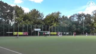 1.FC Wilmersdorf -FC Hertha 03 (Berlin-Liga) - Spielszenen | SPREEKICK.TV