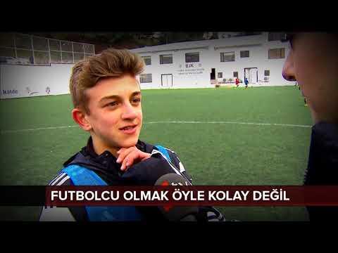 Beşiktaş'lı Rıdvan Yılmaz'ın Çocukluk Hali