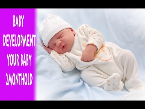 Baby development: Your 2-month-old - Newborn care