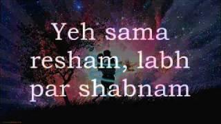 Kaise Kahein Alvida - Yeh Saali Zindigi (Lyrics)