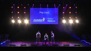 2014 Australian Dance festival - PHLY CREW