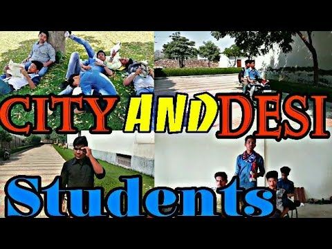 City And Desi Student |The Tushar Sharma