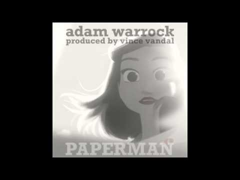"Adam WarRock & Vince Vandal ""Paperman"" (Disney)"