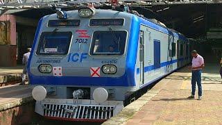 Journey by AC Local train: Mumbai's Super Stylish Lifeline's experience! Dadar to Churchgate