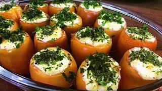 🔥 Tomate Recheados – Almoço Low Carb