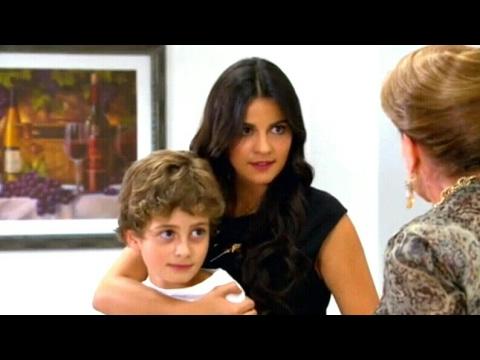 La Gata | Esmeralda defiende a Pablito de Lorenza