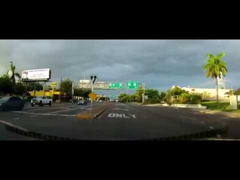 Driving from Downtown Bradenton, FL to Wawa on Manatee Avenue