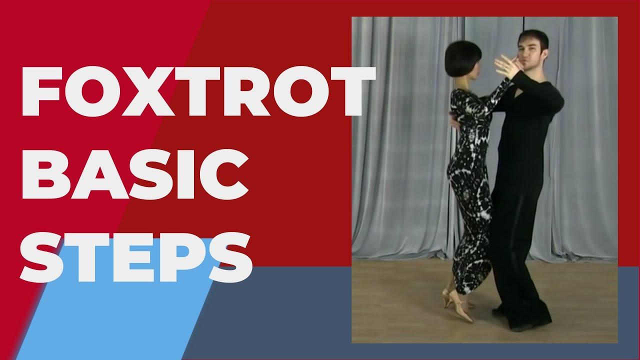 Foxtrot Dance Steps - Ballroom Dance For Beginners