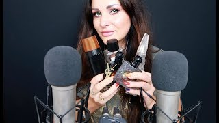 ASMR TINGLY PERFUMES COLLECTION *LIQUIDS *TAPPING *WHISPER
