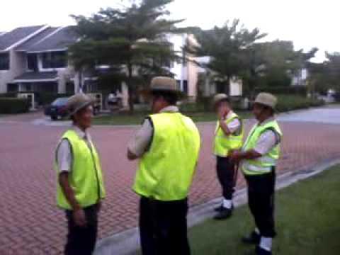 gorkha security in malaysia