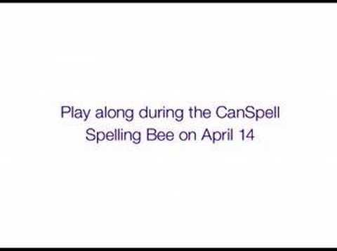 Telus Brings The CanSpell Spelling Bee Online