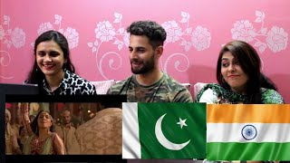 Cover images Kalank - First Class |   PAKISTAN REACTION | Varun D, Alia B, Kiara & Madhuri