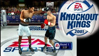 Knockout Kings 2001 ... (PS2)