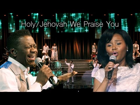 Benjamin Dube feat. Tshepang Mphuthi - Holy/Jehovah We Praise You