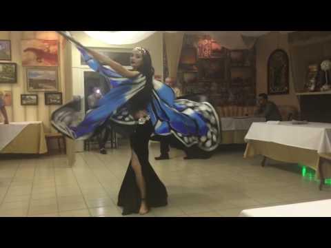 Cмотреть видео Крылья бабочки