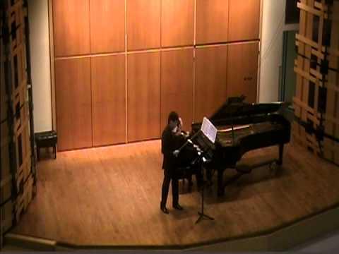 Beethoven Violin Sonata 1 Op.12 Dyo-Arnon 2013 Philadelphia