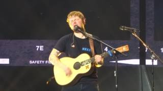 Ed Sheeran - Photograph - live Nottingham 2017