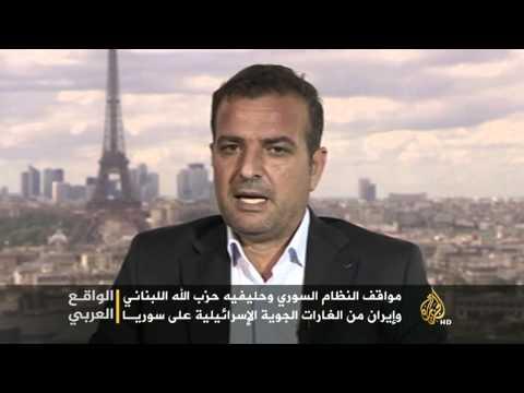الجزيرة: الواقع العربي- هل غير الأسد أولويات الصراع مع إسرائيل؟