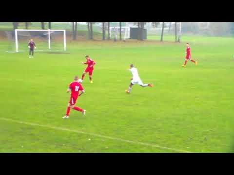I LW Junior A1 - Tyski Sport vs Zaglebie Sosnowiec (5-0) - I polowa