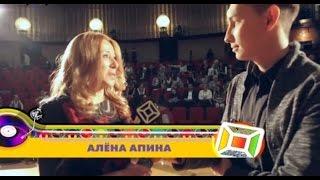 "Алена Апина: ""Ночь перед экзаменом"" (канал ""Music Box"") - 2016"