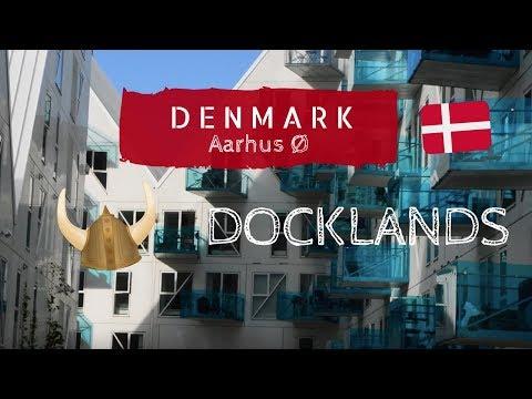 DENMARK: Aarhus 2017 | Docklands | Aarhus Ø