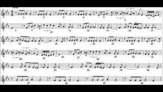 Gypsy Blue (Alternate Take) - Freddie Hubbard Solo