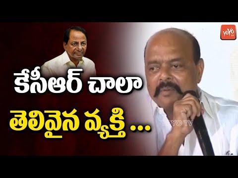 Konda Murali Comments on KCR   Konda Surekha   Telangana Political News   YOYO TV Channel