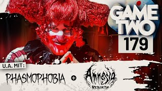 Horror-Special: Phasmophobia, Amnesia Rebirth & mehr | Game Two #179