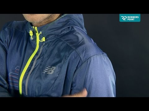 best sell factory price really comfortable new balance LITE PACKABLE JACKET - YouTube
