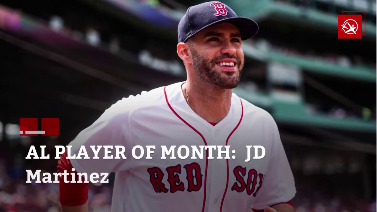 MLB Latino Players of the Month