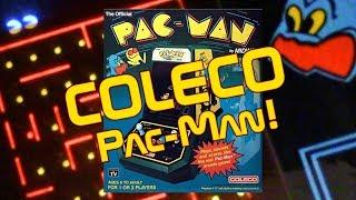 Coleco Pac Man Mini Arcade!