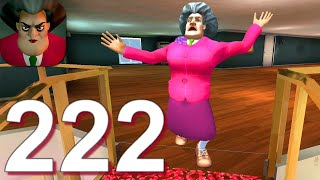 Scary Teacher 3D - Gameplay Walkthrough Part 222 Catwalk Catastrophe New Update (Android,iOS)