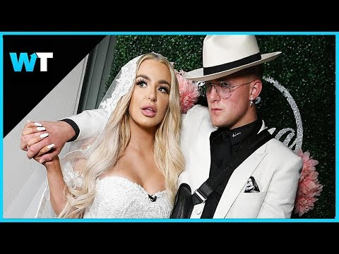 Fans ANGRY at Tana Mongeau and Jake Paul Wedding 'SCAM'