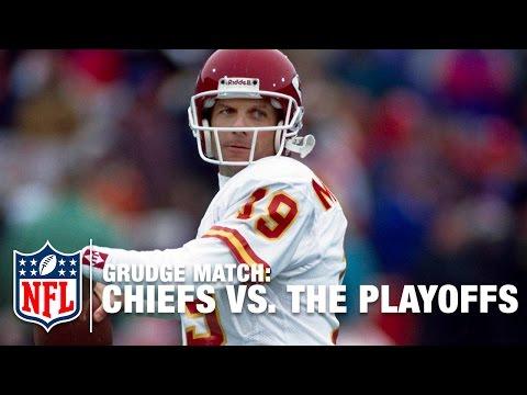 Grudge Match: Chiefs vs. the Playoffs | NFL
