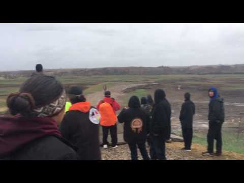 Post Photos at Standing Rock