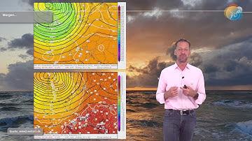 Aktuelle Gewitter- & Wettervorhersage 27. Juni, Siebenschläfer. Wo und wann kommen welche Gewitter?