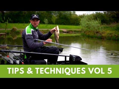 Match Fishing Tips & Techniques: Volume 5, F1 Fishing