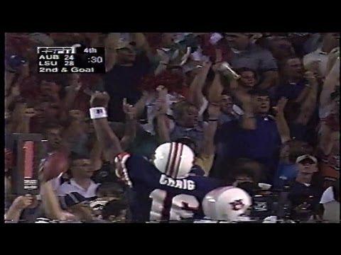 Auburn vs. LSU 1997
