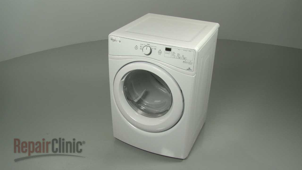 Whirlpool Duet Electric Dryer Disassembly