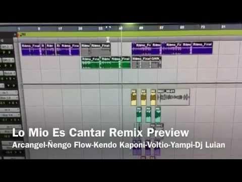 Kendo Kaponi Ft Arcangel, Julio Voltio, Ñengo Flow - Lo Mio Es Cantar (Official Trailer)