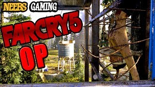 FARCRY 5 - Save the Pumpkins!  (subpar gameplay)