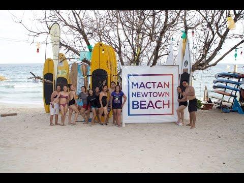 Family Vacation at Mactan New Town Beach!! 31.12.16