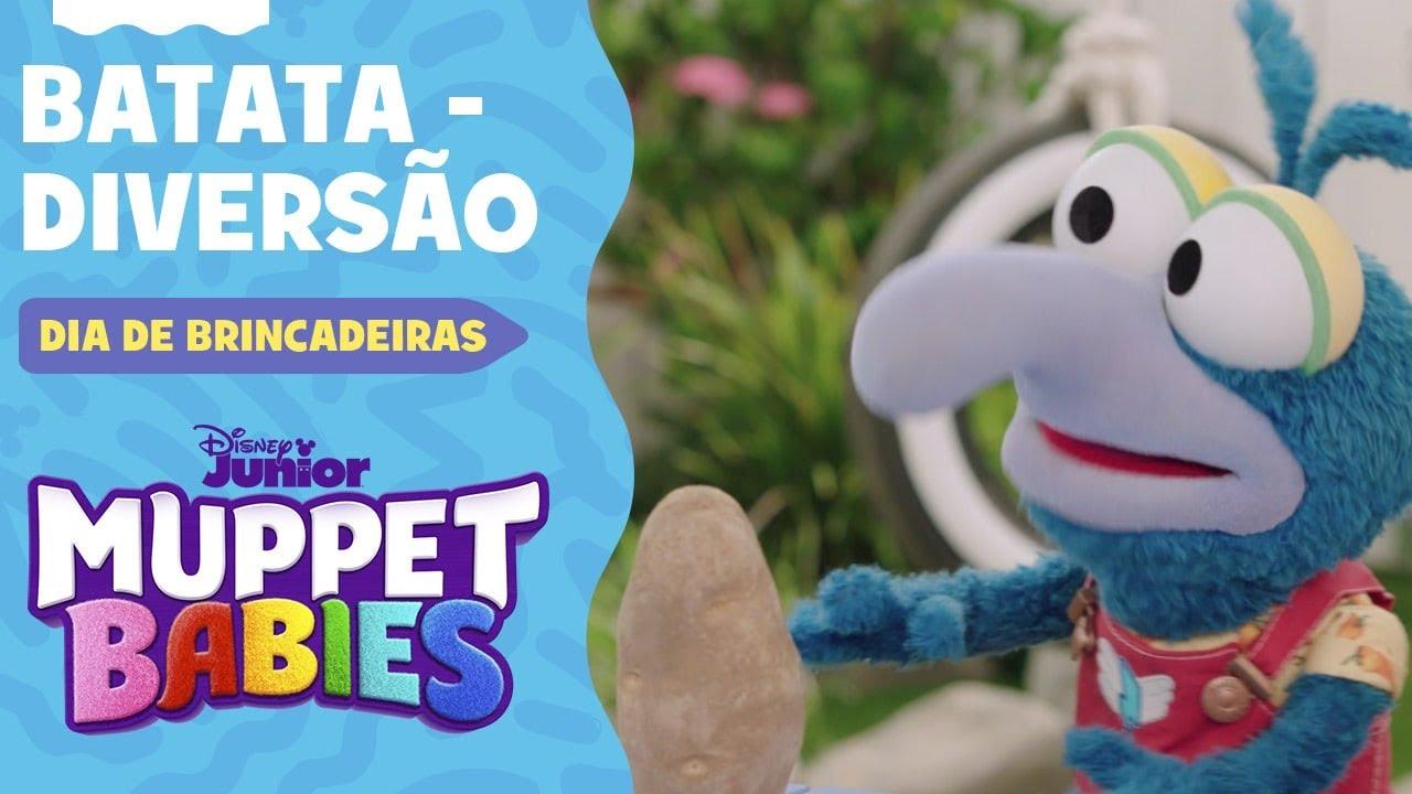 Batata - Diversão   Dia de Brincadeiras   Muppet Babies