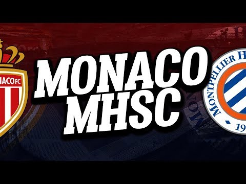 🔴 DIRECT / LIVE : MONACO - MONTPELLIER // Club House