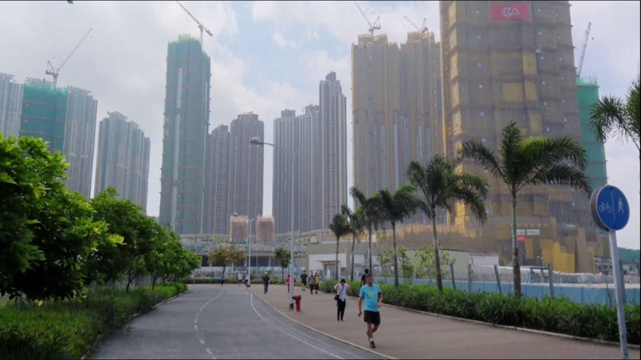 LOHAS Park 日出康城 (May. 2020) - YouTube