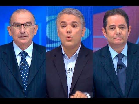 El pulso entre Humberto de la Calle, Iván Duque y Vargas Lleras por el proceso de | Noticias Caracol